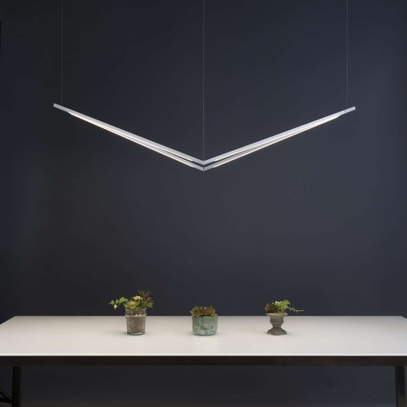 Z Bar Ceilling Pendant Lighting Koncept