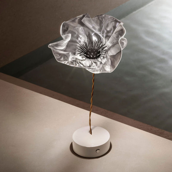 Lafleur Battery Lamp from Slamp