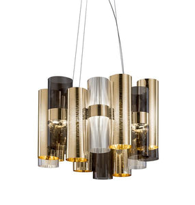 La Lollo Lumière Suspension de Slamp