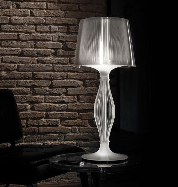 Liza Lampe de Table de Slamp