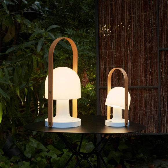 FollowMe Plus Portable Outdoor Lamp from Marset