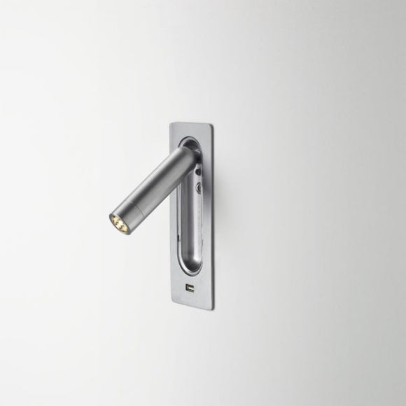 Ledtube Wall Sconce Light from Marset