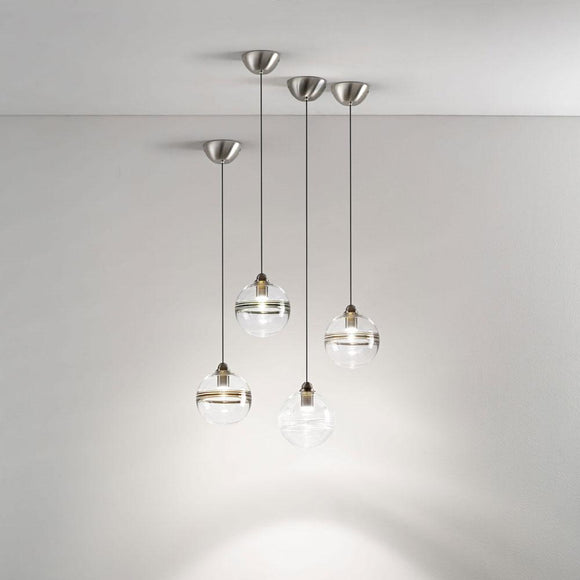 Oro Suspension Luminaire Vistosi