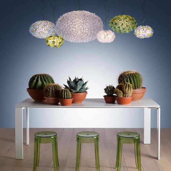 Bloom Small Suspension Luminaire de Kartell