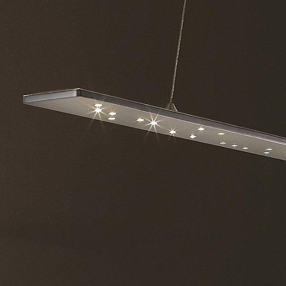 Parallax Linear Suspension Light from Tech Lighting