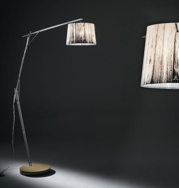 Woody Floor Lamp from Slamp