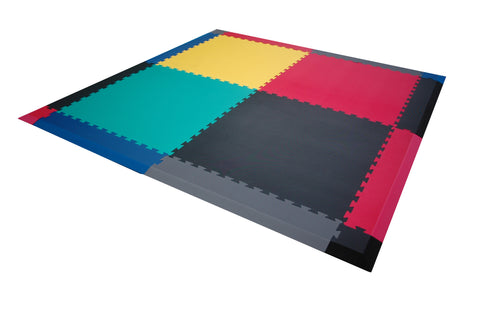 Mats Interlocking - Soft Density - Idass