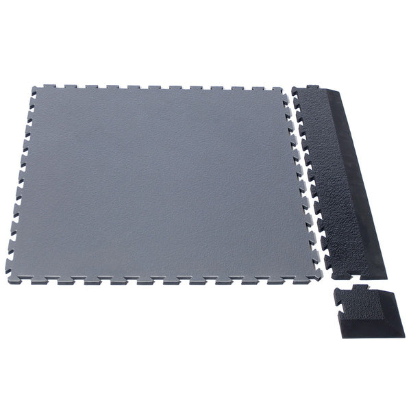 Edge Strip for interlocking mats - Idass