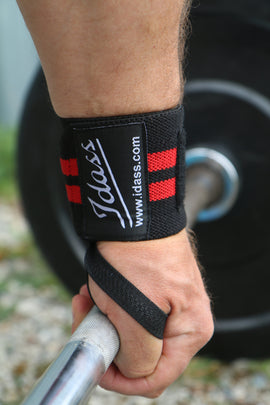 Weight lifting support straps - IDASS - Idass