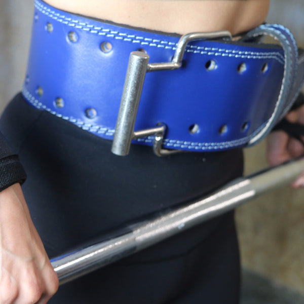 POWER LIFTING - Leather Belt - Idass