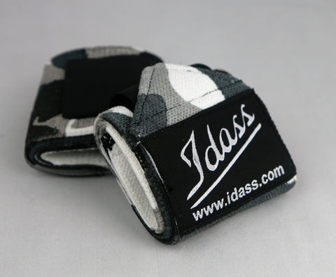 Weight lifting support straps - IDASS