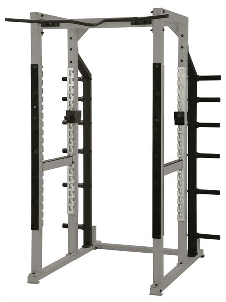 Power Rack with Hook Plates - Idass