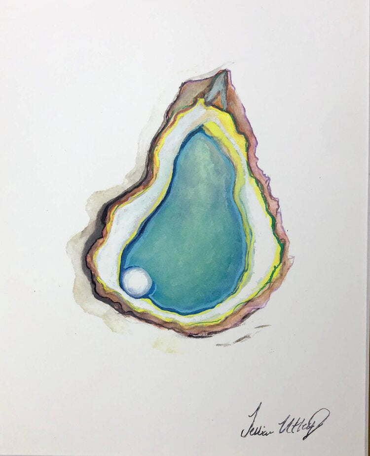 Oyster Series Print 4