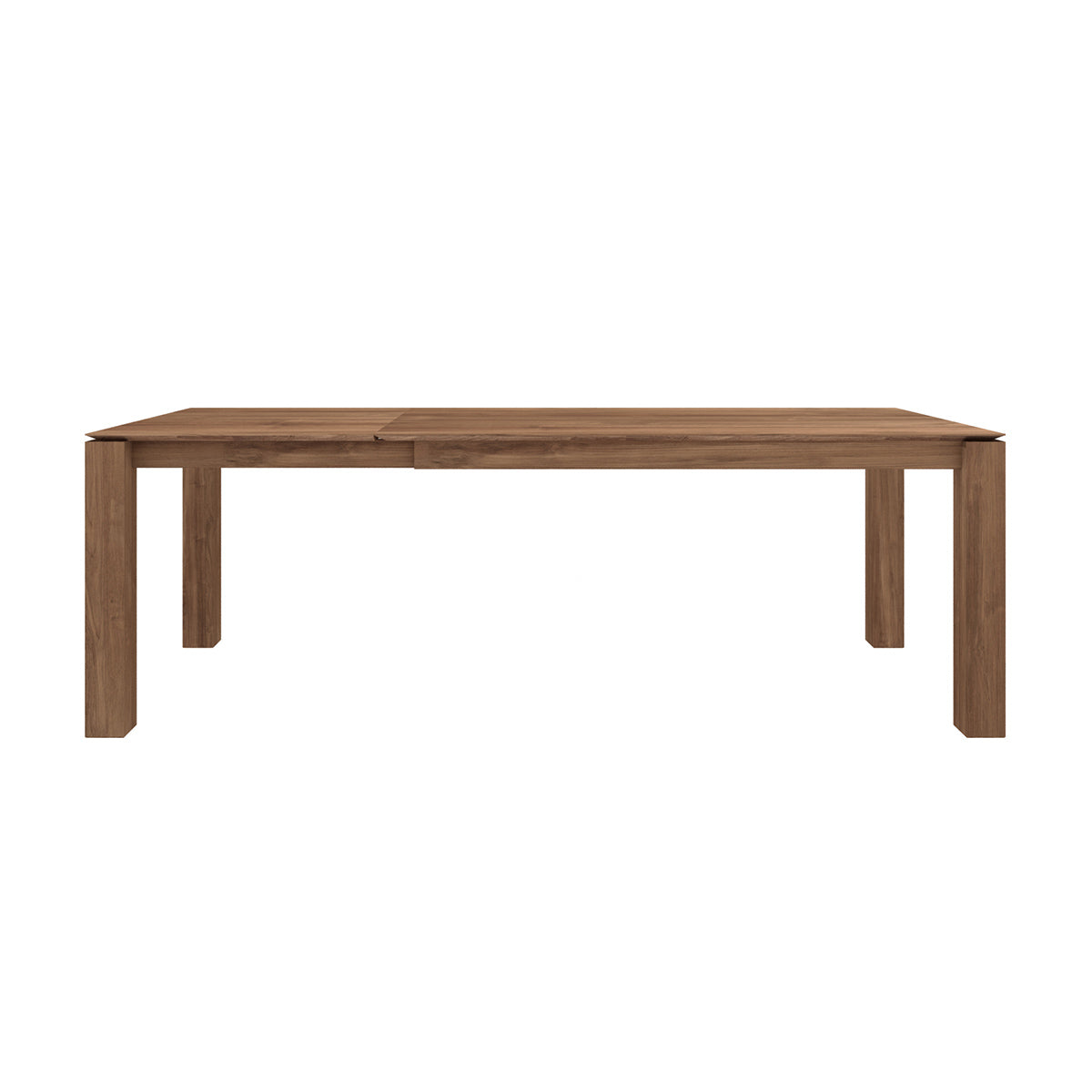 Ethnicraft Teak Slice Extension Dining Table