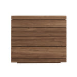 Ethnicraft Teak Burger Chest of Drawers