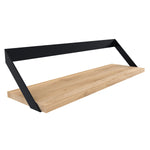 Ethnicraft Oak Ribbon Shelf