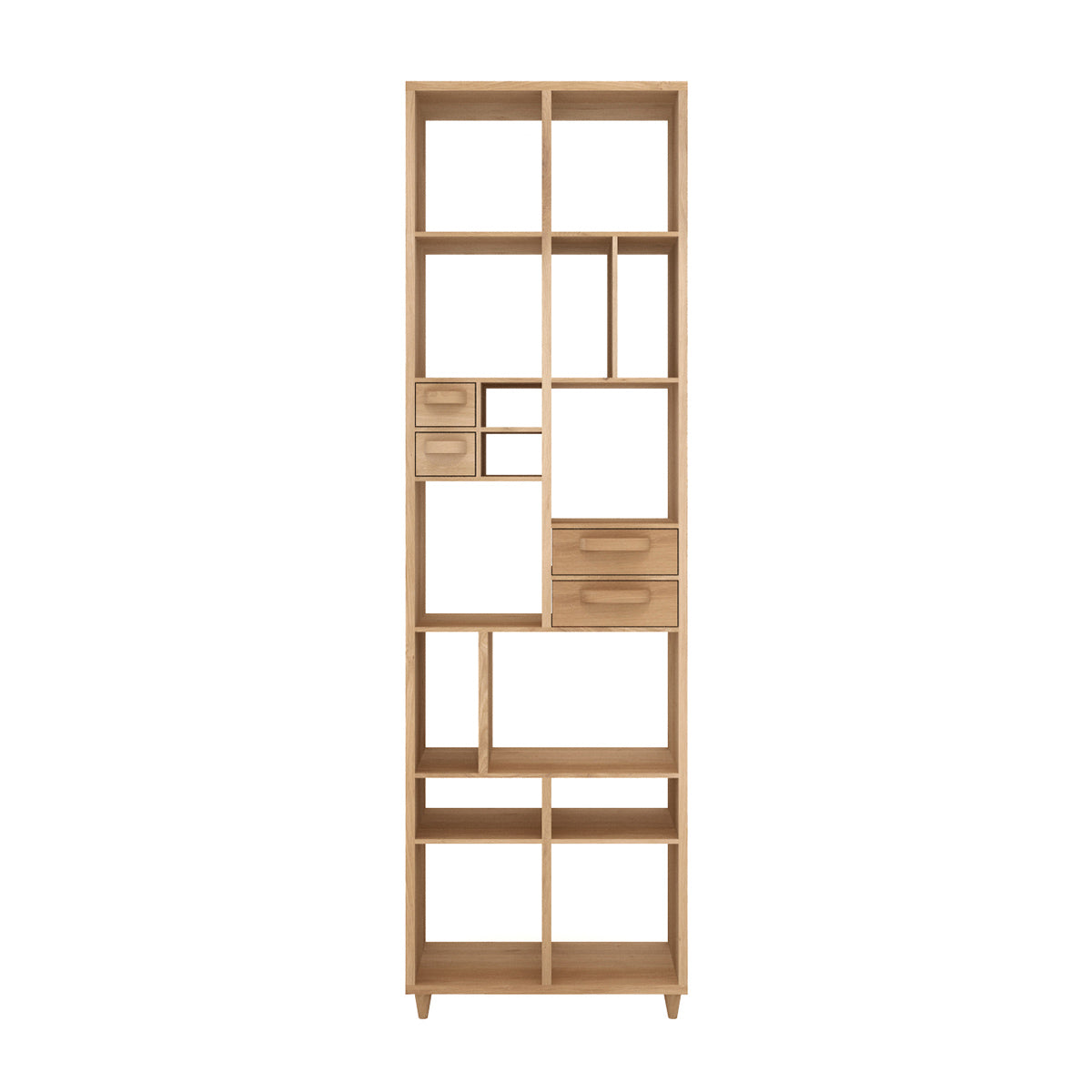 Ethnicraft Oak Pirouette Book Rack