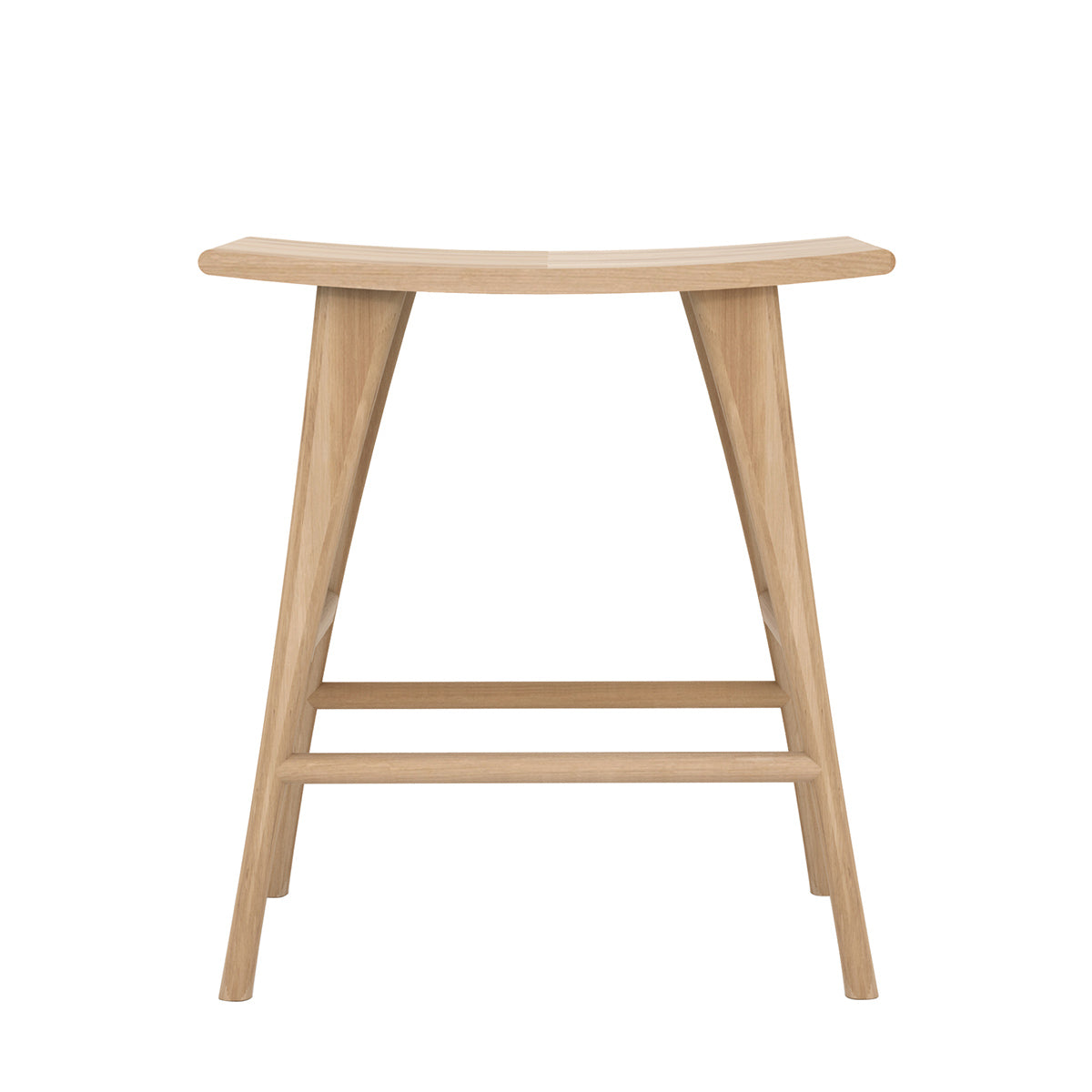 Ethnicraft Oak Osso Counter Stool - Natural