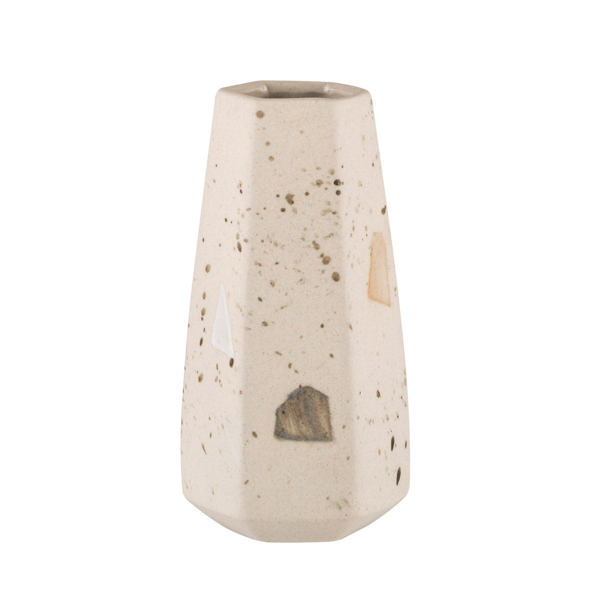 Carved Vase Straight- Confetti