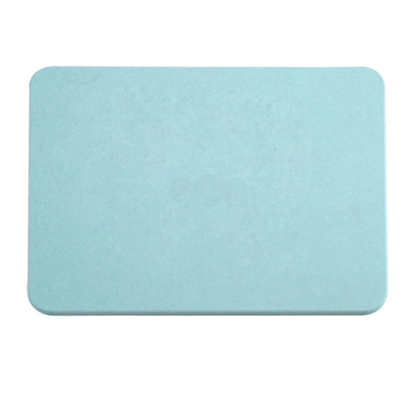 Water absorption quickly dry fast bath mat