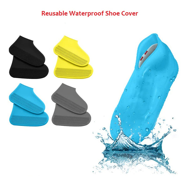 Reusable Waterproof Shoe Cover