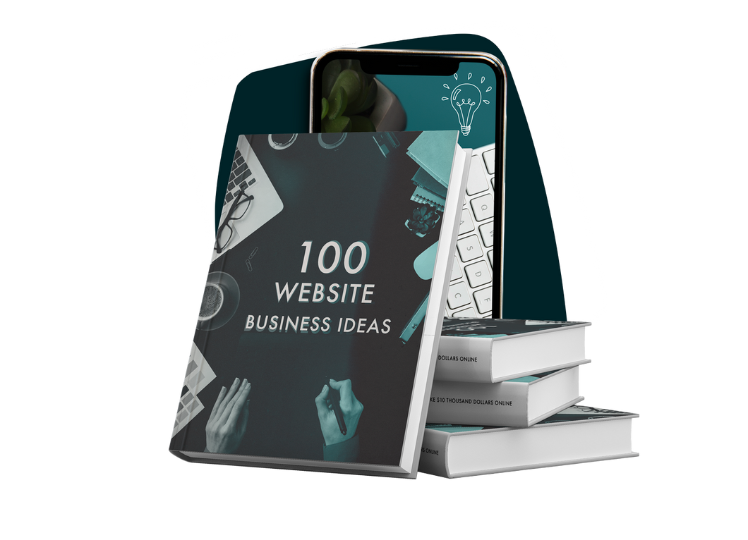 100 Website Business Ideas