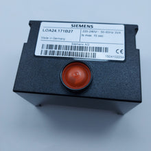 Load image into Gallery viewer, Siemens Oil Burner Controller Box New and Original
