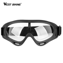 Load image into Gallery viewer, Cycling Glasses HD Anti-fog Transparent  Outdoor Sports Work Anti Dust Eye Protection Safety Glasses For Men