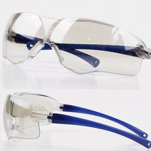 Load image into Gallery viewer, 1pcs Factory Lab Work Safety Eye Protective Glasses Anti-impact Wind Dust Proof Goggles High Quality