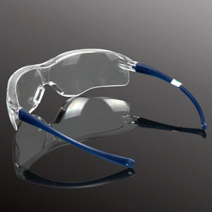 1pcs Factory Lab Work Safety Eye Protective Glasses Anti-impact Wind Dust Proof Goggles High Quality