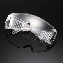 Load image into Gallery viewer, Safety Goggles for Eye Anti Fog Clear Vent Glasses Lab Work Glasses Motorcycle Equipments