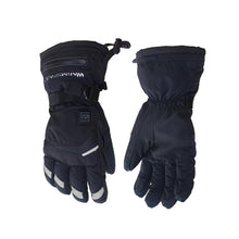 Load image into Gallery viewer, Motorcycle Electric Heated Gloves Temperature 5 Speed Adjustment With 3600mAh Batteries Hand Warmer Skiing Safety Warm Gloves