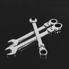 Load image into Gallery viewer, 1PC Wrench 6-11mm Open-ring Spanners Ratcheting Combination Hand Tool Wrench Kit Repairing Home Garden  Useful Tools