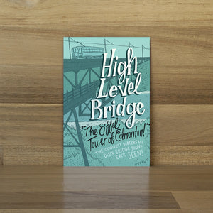 High Level Bridge Postcard
