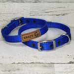 Krazy G Dog Collars made with Nylon