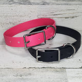 Krazy G Dog Collars made with Biothane