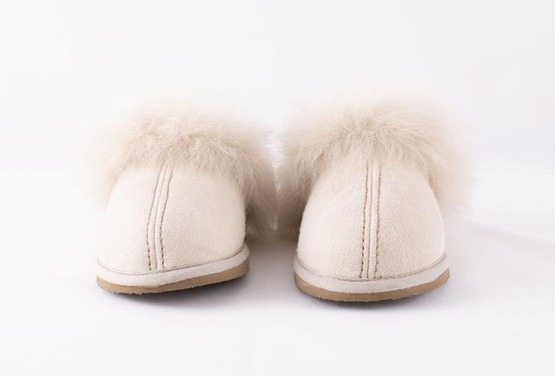SHEPHERD OF SWEDEN HONEY SLIPPERS