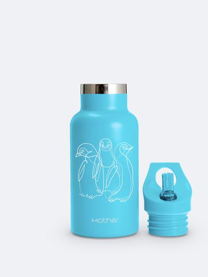 MOTHER BLUE WATER BOTTLE