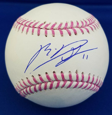 Rafael Devers Red Sox Autographed Signed OMLB Mother's Day Baseball Fanatics