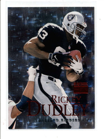 RICKEY DUDLEY 1999 SKYBOX PREMIUM #17 SHINING STARS RUBIES PARALLEL #/30 AC940