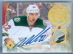 NINO NIEDERREITER 2016-17 ULTIMATE LAUREATES GAME PATCH AUTO AUTOGRAPH SP/99