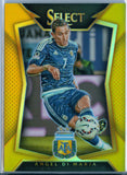 ANGEL DI MARIA 2015 PANINI SELECT GOLD REFRACTOR SP/10