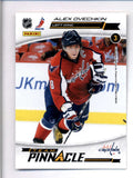 ALEX OVECHKIN / SEDIN 2011/12 PINNACLE #3 TEAM PINNACLE DUAL SIDED CARD AC2473