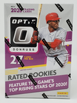 2020 Donruss Optic Baseball Blaster Box