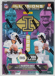 2020 Panini Illusions Football Factory Sealed Blaster Box