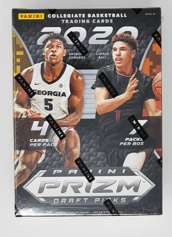 2020 Panini Prizm Draft Basketball Blaster Box