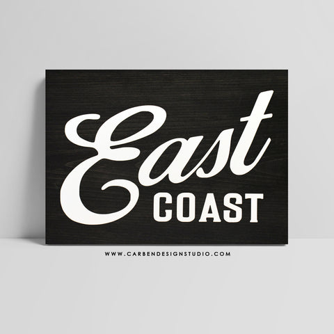 EAST COAST SIGN