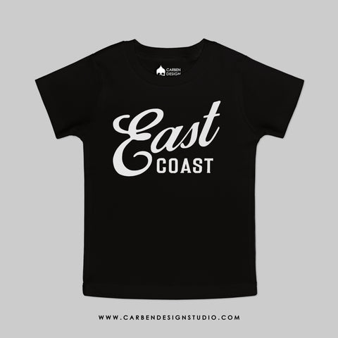 EAST COAST TODDLER TEE