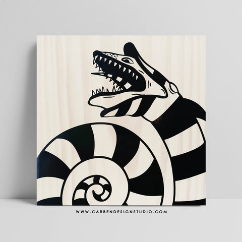 SANDWORM SIGN