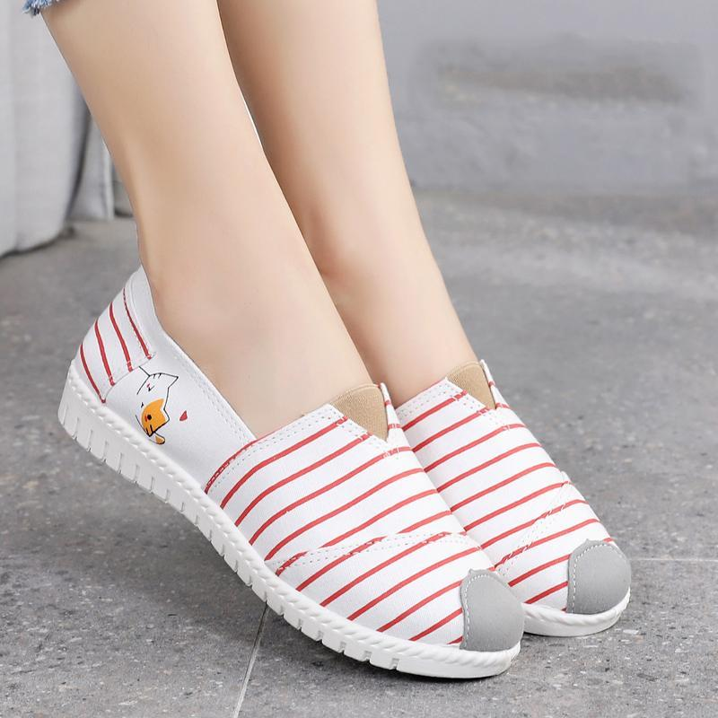 Casual Breathable Lazy Single Shoes